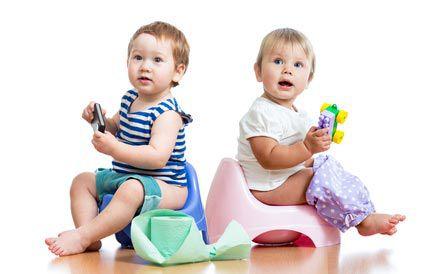 trouver le bon moment pour l'acquisition de la propreté du nourrisson