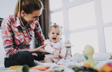 une assistante maternelle pour votre bébé