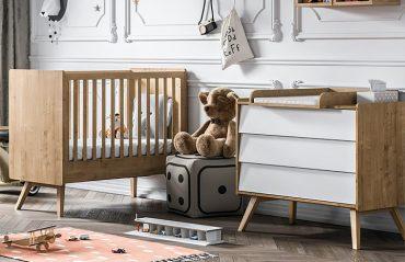 une chambre pour bébé écoconçue